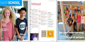 Magazine Naar School september 2016